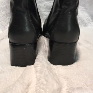 LOWER EAST SIDE Shoes - Black boots